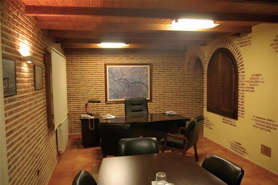 Registro de residencias y otros lugares Despacho